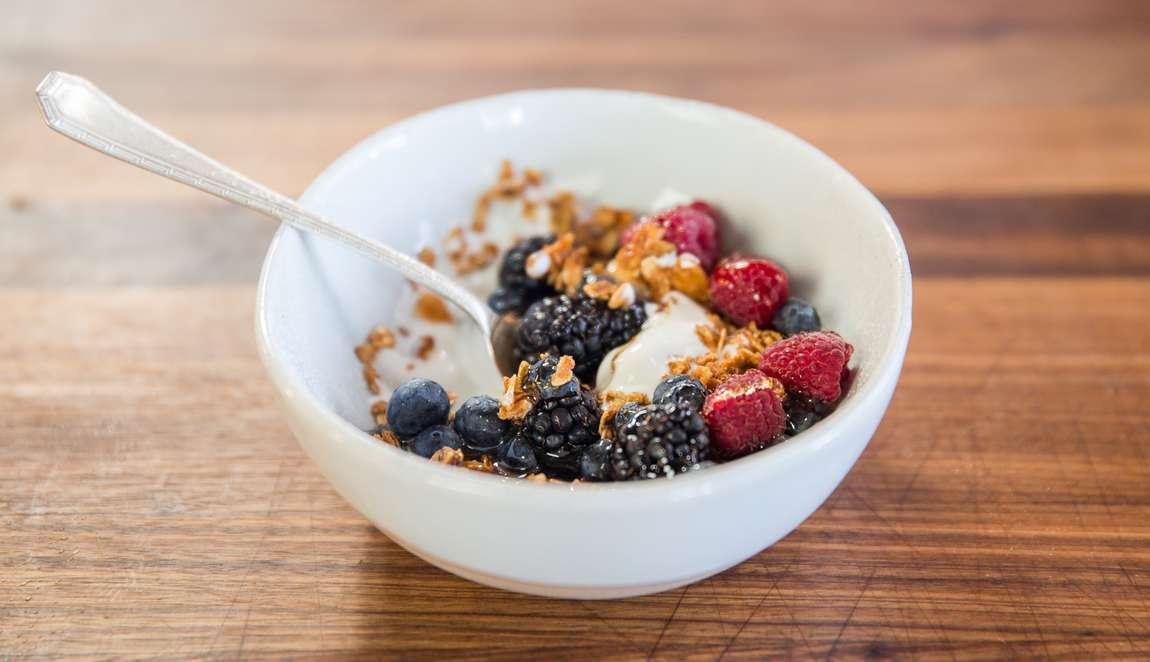 Sous vide jogurt
