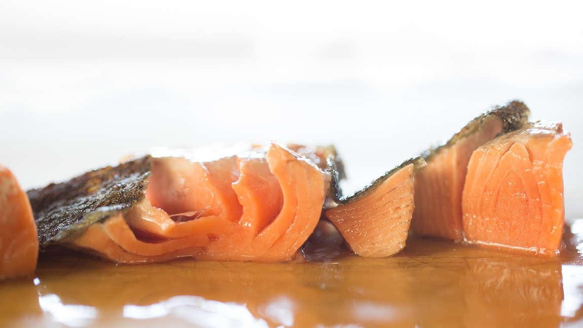 Sous vide losos
