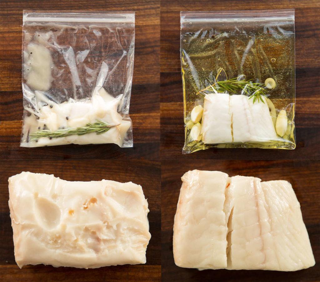 Tipy pro lepší prezentaci sous vide pokrmů