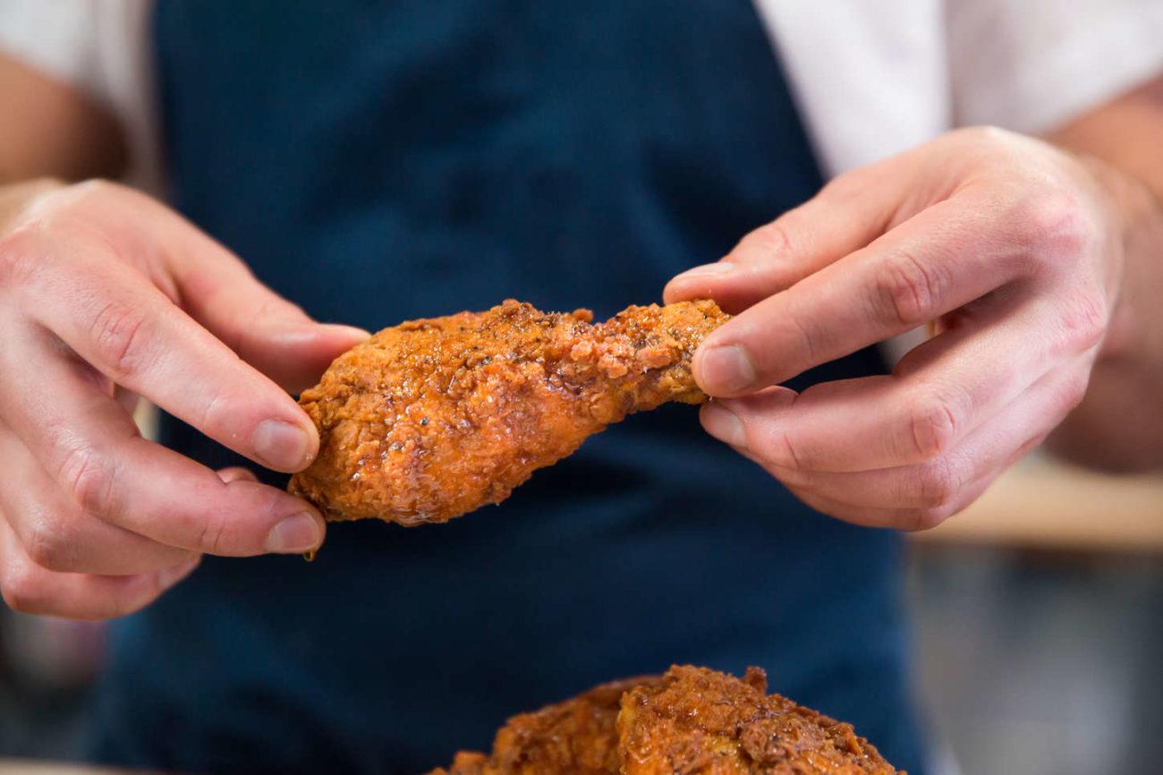 Nejlepší smažená kuřecí křidélka