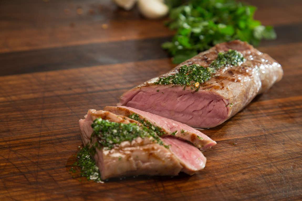 Vepřový tenderloin steak (vepřová panenka)
