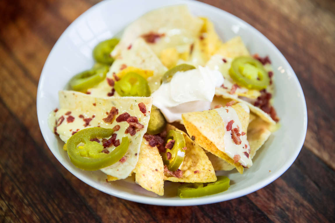 Sýrová omáčka na nachos