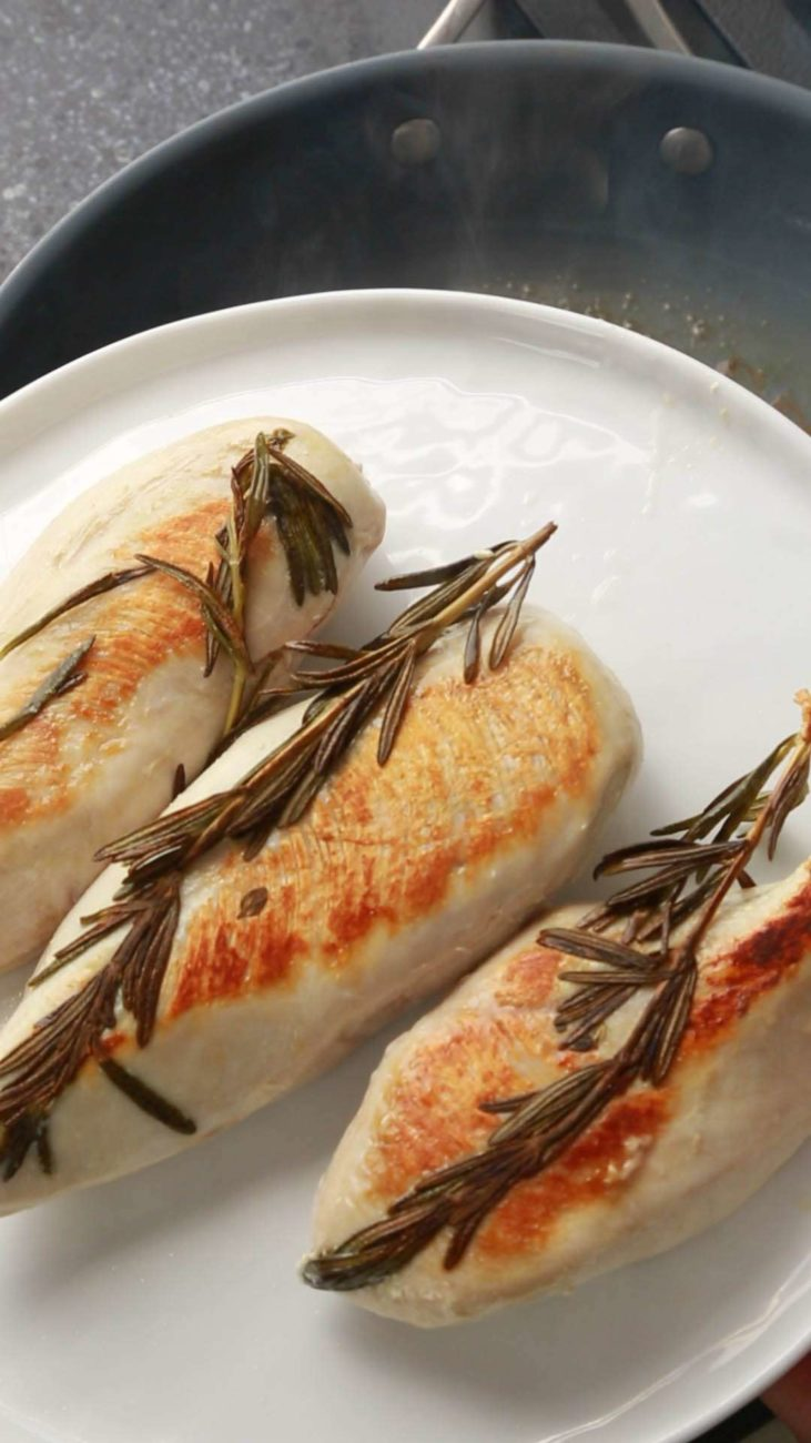 Sous vide krabičková dieta jednoduše doma: Kuřecí prsíčka s bramborami a brokolicí