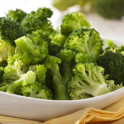 Dokonale jemná sous vide brokolice