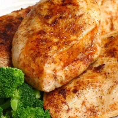 Šťavnatá kuřecí prsa sous vide