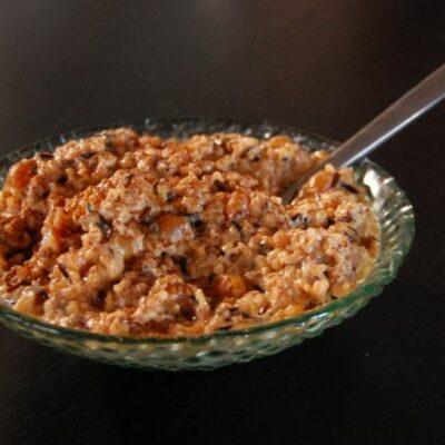 rýžový pudink s kardamomem
