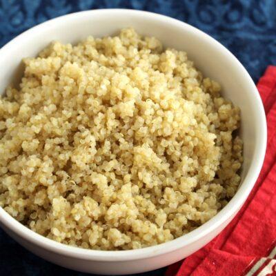 quinoa sous vide